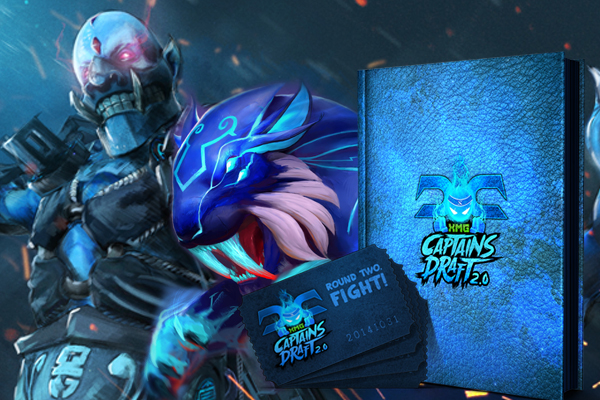 Icon for DotaCinema Presents the XMG Captains Draft 2.0