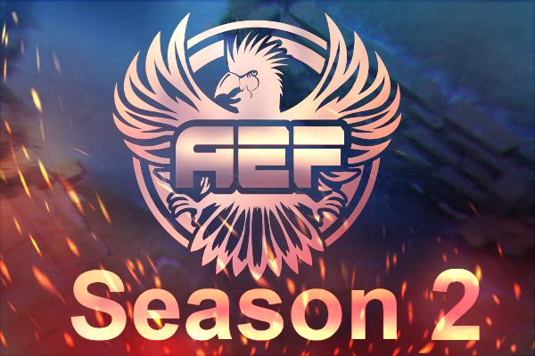 Icon for AEF Season 2