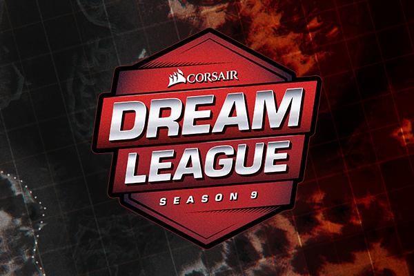 Icon for Corsair DreamLeague season 9