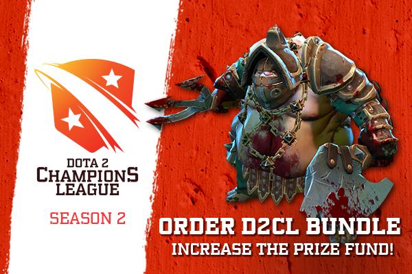 Icon for Dota 2 Champion's League