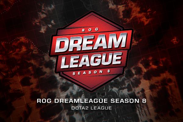 Icon for DreamLeague season 8