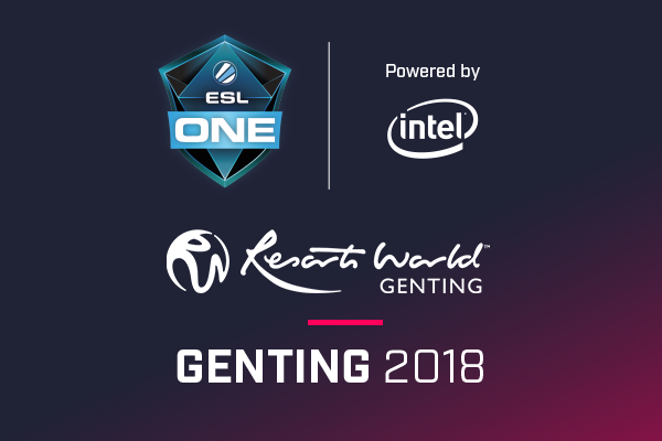 Icon for ESL One Genting 2018