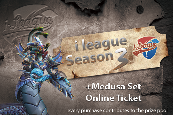 Icon for i League Season 3