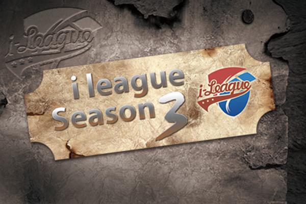 Icon for i League Season 3 Ticket