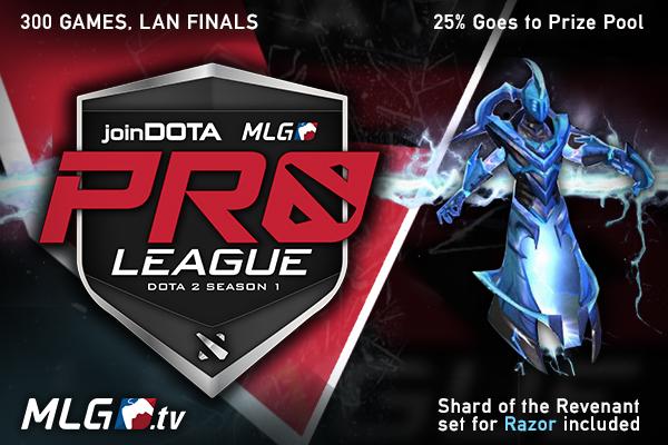 Icon for joinDOTA MLG Pro League Season 1