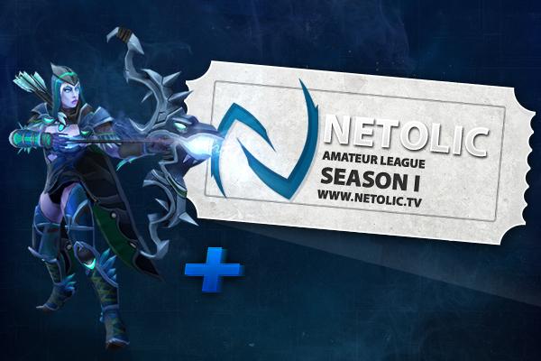 Icon for Netolic Amateur League Season 1