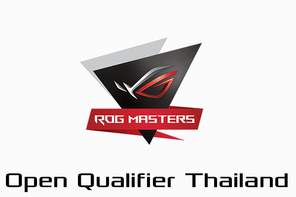 Icon for ROG MASTERS 2017 Open Qualifier Thailand