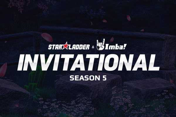Icon for StarLadder ImbaTV Invitational Season 5
