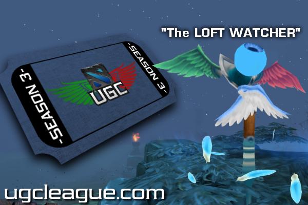 Icon for UGC Dota 2 League Season 3