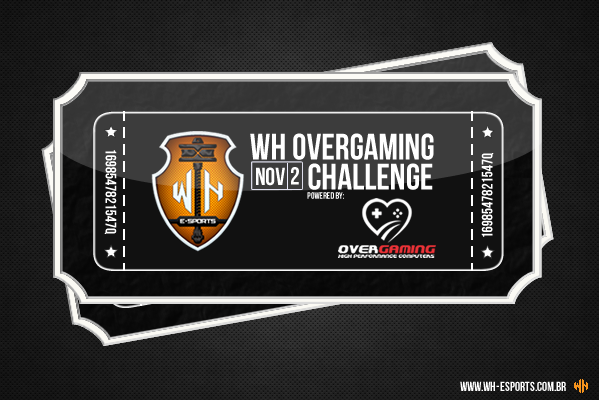 Icon for WH Overgaming Challenge - 2