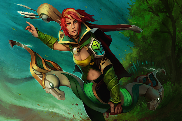 Icon for Aria of the Wild Wind