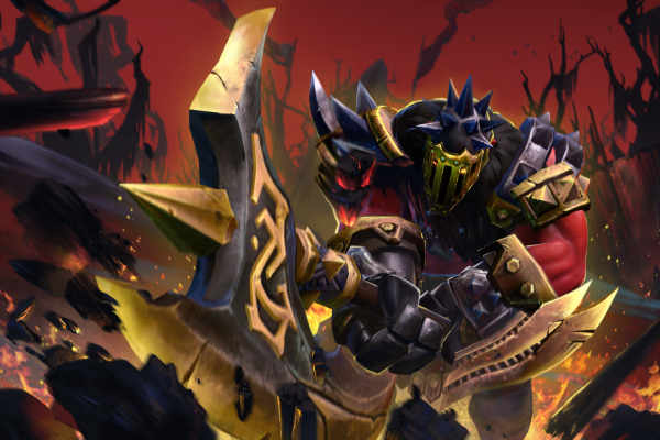 Icon for Armor of the Shattered Vanguard Loading Screen