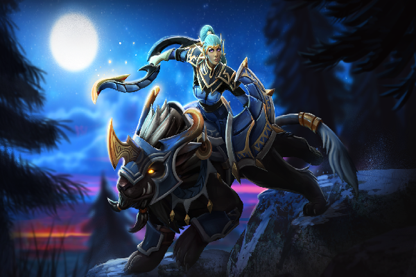 Icon for Armor of the Moonlit Thicket