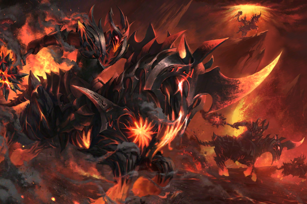 Icon for Burning Nightmare