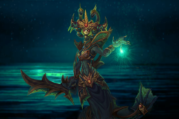 Icon for Serpent of the Emerald Sea