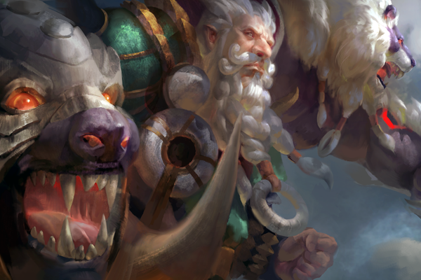 Icon for Iron Claw Loading Screen