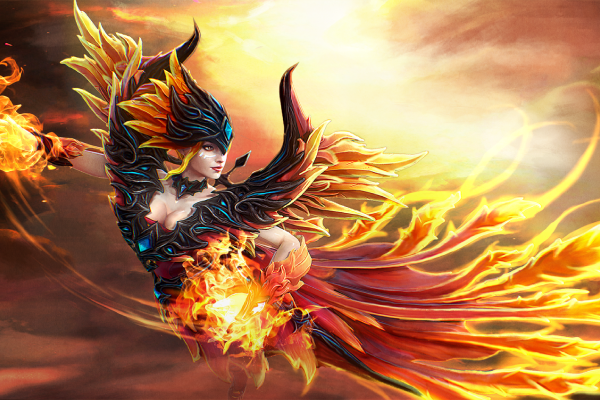 Icon for Fireflight Scion