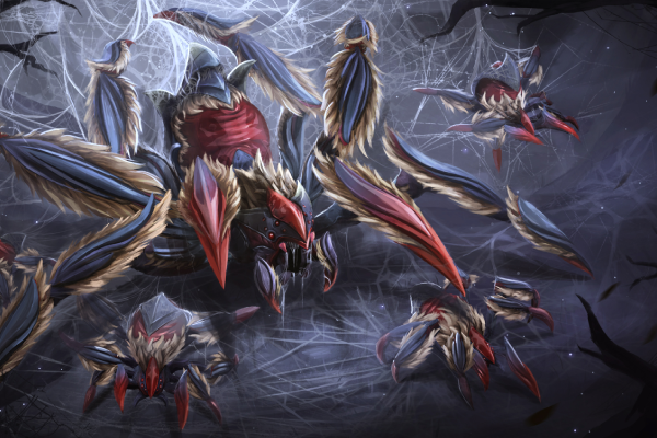 The great arachne loadingscreen the great arachne large.e742959933d5b54afc358cd4665dba27a7efe2d2