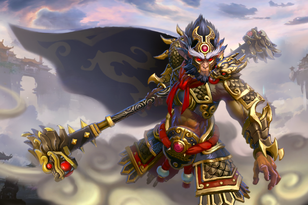 Icon for The Havoc of Dragon Palace Loading Screen