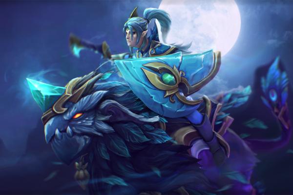 Icon for Spirit of the Emeraldine Rider