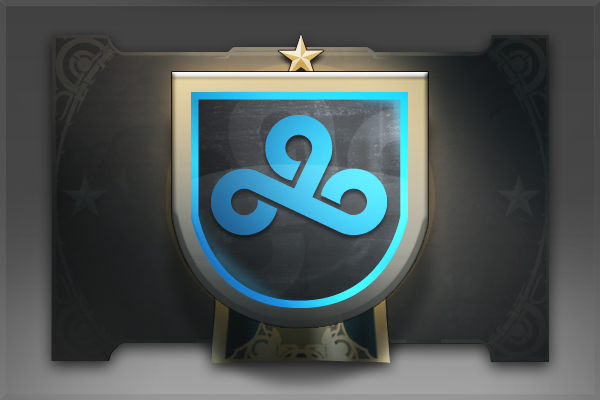 Icon for Team Pennant: Cloud9