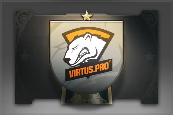 Icon for Team Pennant: Virtus.Pro