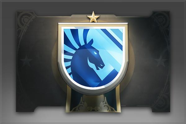 Icon for Team Pennant: Team Liquid