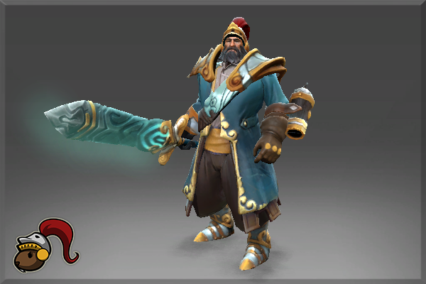 Dota item artillery of the crested cannoneer set large.0934c1d96cc0f8350b50e5fbe24277216beed4de
