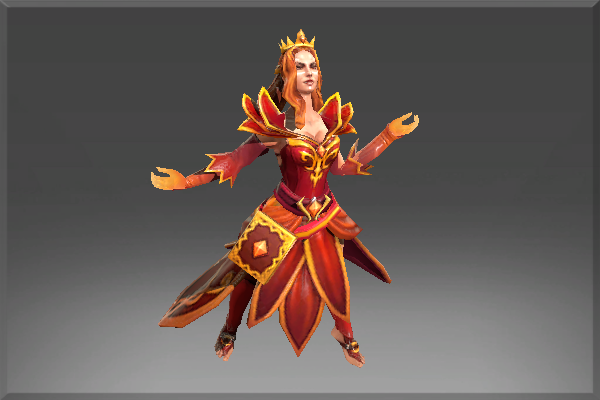Dota item fashion of the scorching princess set large.ed3413d38c2e4fbfea8b1062591b6abc37e2fcba
