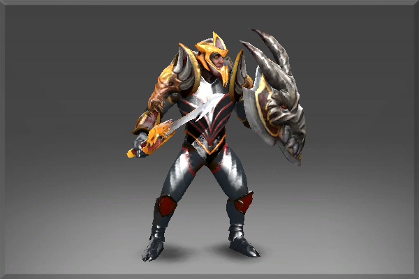 Icon for Fire-Blessed Mail of the Drake Set
