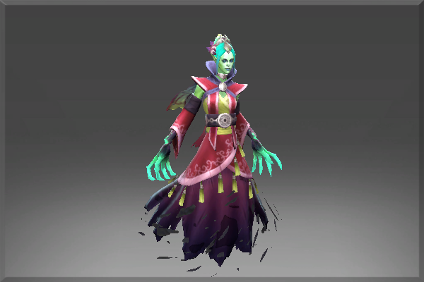 Icon for Foreteller's Robes Set