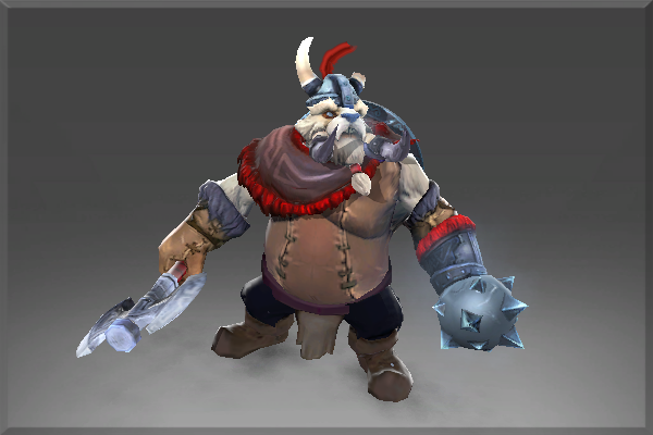Icon for Frostiron Raider Set