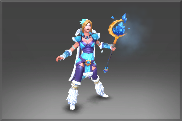 Icon for Frostiron Sorceress Set
