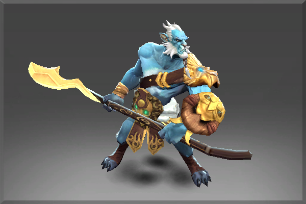 Icon for Honors of the Golden Mane Set