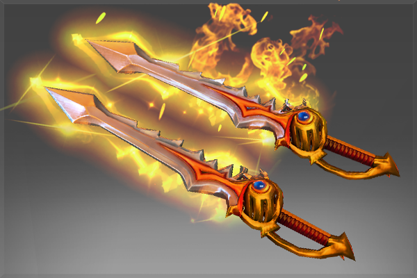 Icon for Rapiers of the Burning God