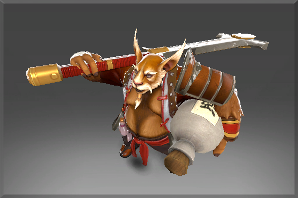 Icon for The Drunken Warlord Set