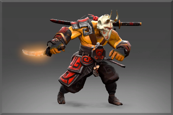 Icon for The Exiled Ronin Set