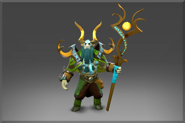 Icon for The Regal Forest Lord Set