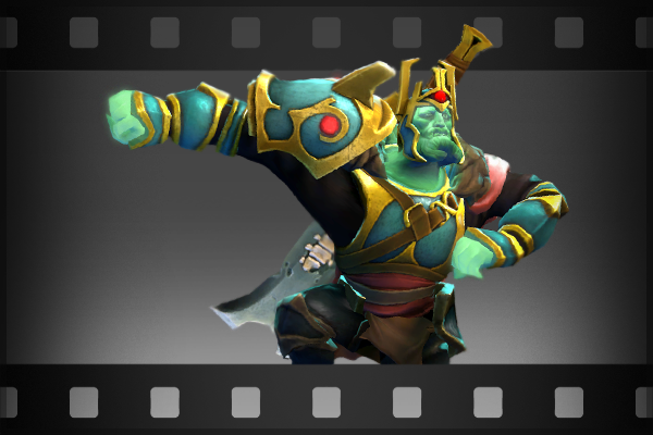 Icon for Taunt: Fit to Rule