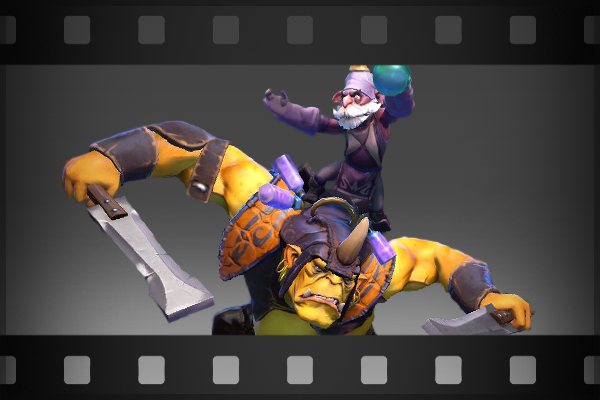Icon for Taunt: Ogre Hop