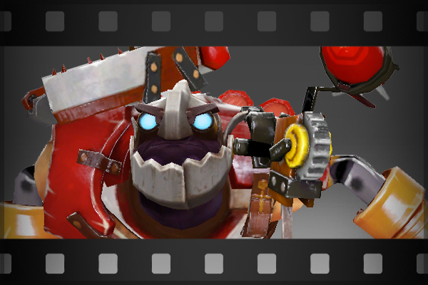 Icon for Taunt: Do the Robot!