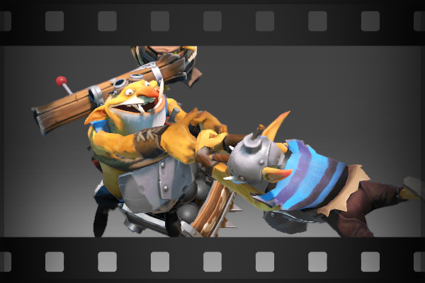 Icon for Taunt: We Have Liftoff