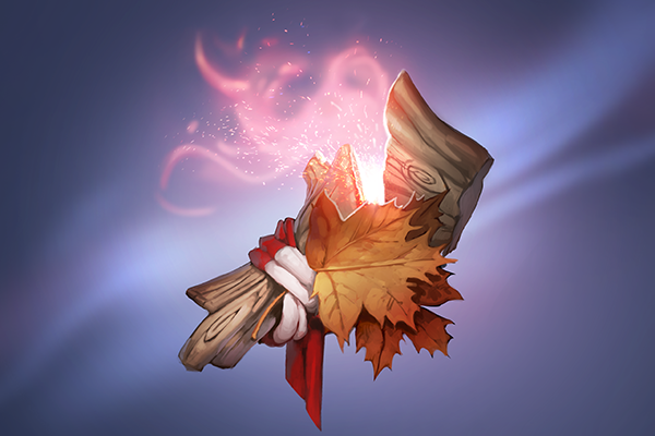 Icon for Treasure of the Autumn Flurry