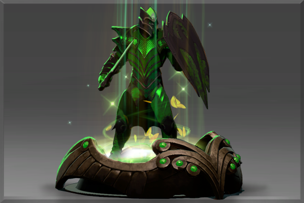 Heroic Effigy of The Fall 2016 Battle Pass Level III