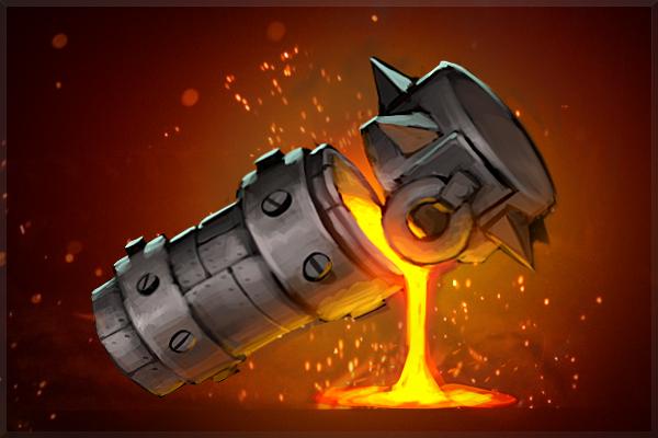 Icon for Treasure of Molten Steel