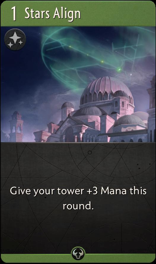 Stars Align Artifact Card