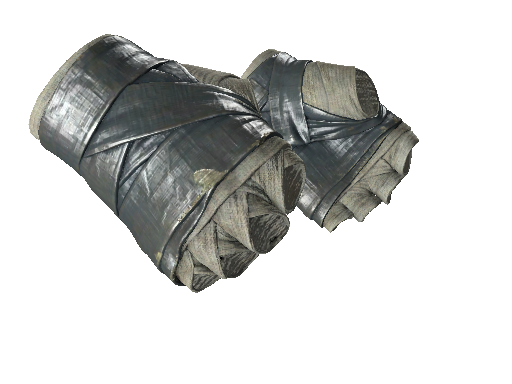 Hand Wraps Duct Tape