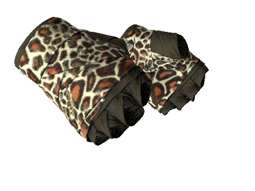 Hand Wraps Giraffe