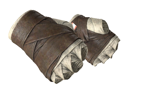 Hand Wraps Leather