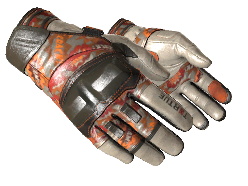 Moto Gloves | POW! - CS:GO Stash